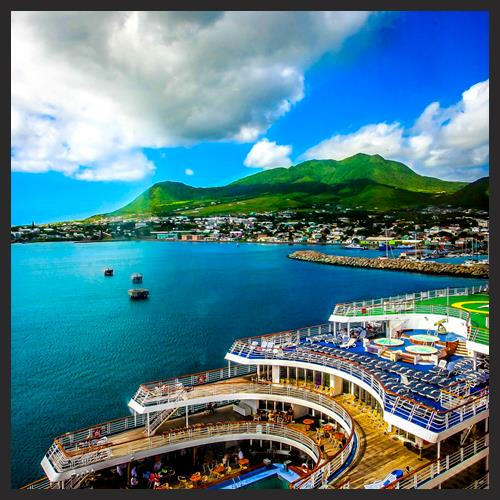 St. Kitts Cruise Season Off To a Thrilling Start