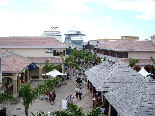 Double digit increase in cruise ships and cruise passengers to St. Kitts� Port Zante