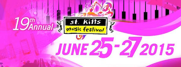 St. Kitts announces first wave of participants at this year's St. Kitts Music Festival