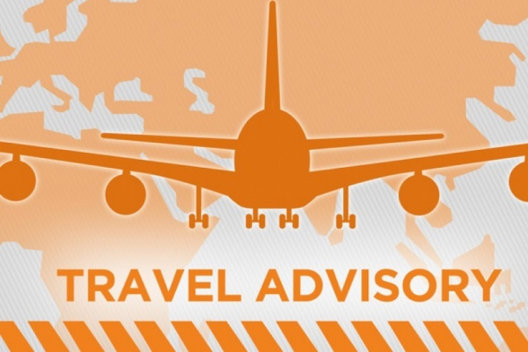 Travel advisory to Caribbean islands just issued by Canada